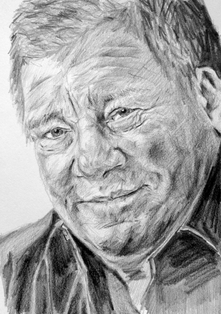 William Shatner par linshyhchyang
